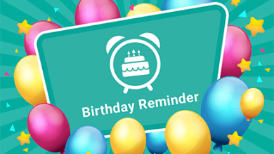 Birthday-Reminder