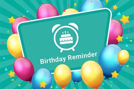 Birthday-Reminder