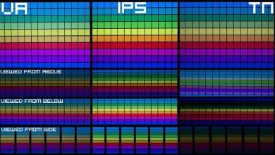 ips vs va display