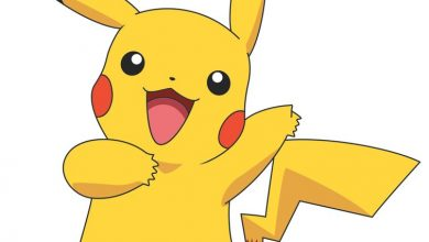 Pokemon+Pikachu+Wall+Decal